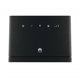 4G LTE WiFi маршрутизатор Huawei B315s-22 (Black)